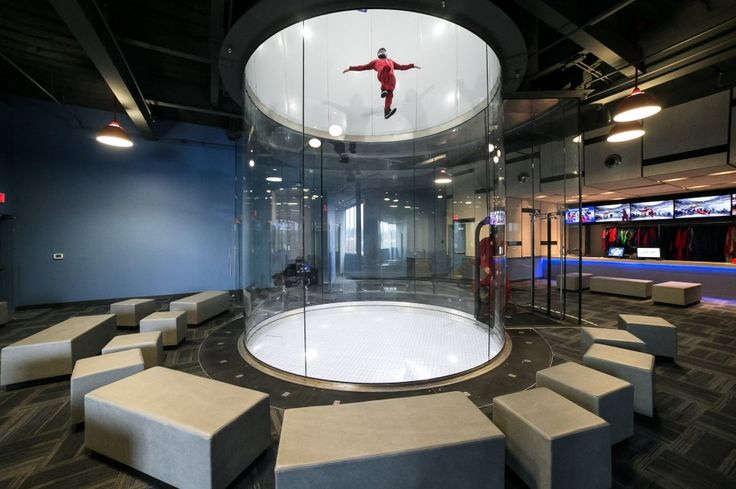 iFLY Portland is the 12th and newest of the Austin, Texas-based company's U.S. facilities. There are 38 worldwide, with another 15 under construction.
