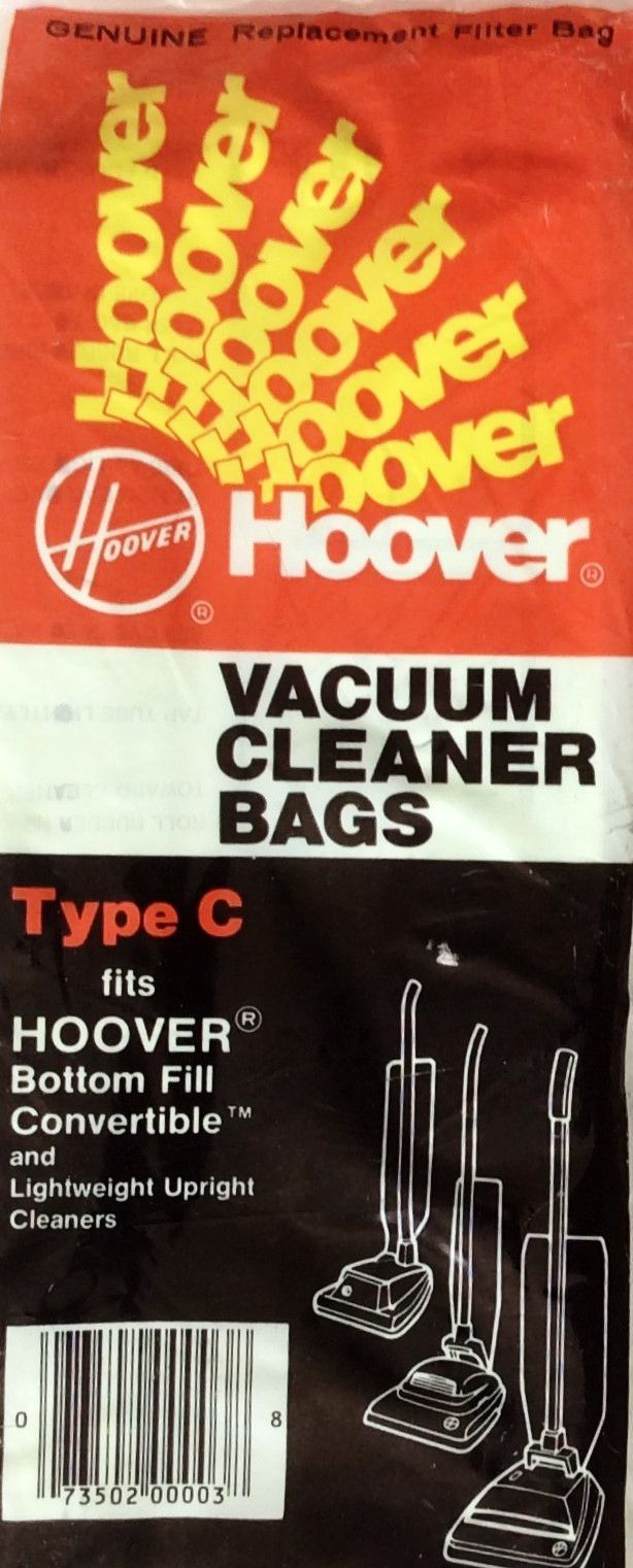 Sebo vacuum cleaners at bed bath and beyond - Hoover Vacuum Cleaner Bags Type C Pack Of 7 Bags 4010003c