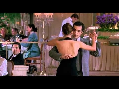 """Танго из фильма """"Запах женщины"""", Аль Пачино. - YouTube"""