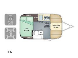 2017 Airstream Sport 16 for sale  - Lexington, SC   RVT.com Classifieds