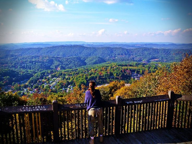 East River Mountain Overlook Bluefield Wv West Virginia Pinterest Rivers And