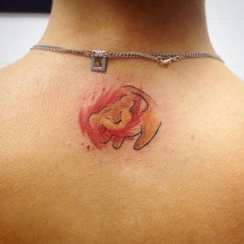 Magical Disney Tattoos