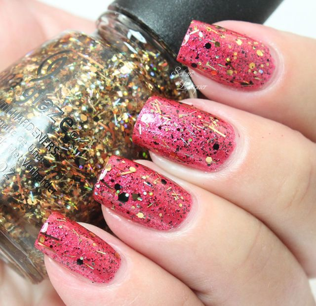 1043 best PAZNOKCIE images on Pinterest | Diamond nails, Black ...