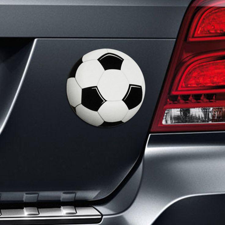 Best Soccer Life Images On Pinterest Soccer Stuff Play - Custom soccer ball car magnets