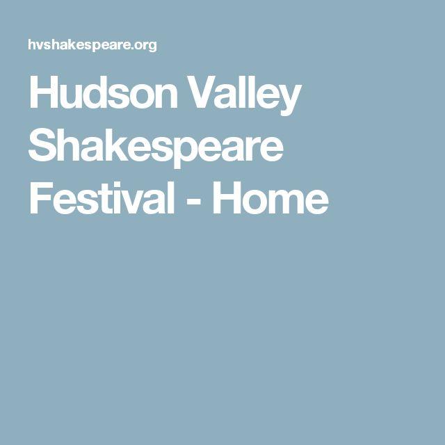 Shakespeare Festival Outdoor: 1000+ Ideas About Shakespeare Festival On Pinterest