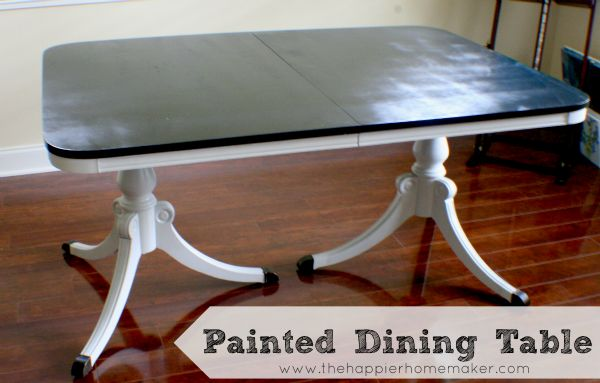 21 best images about How To Paint A Dining Room Table on  : 449350a92f65280a02e5ddbdc8bc0069 from www.pinterest.com size 600 x 383 jpeg 34kB