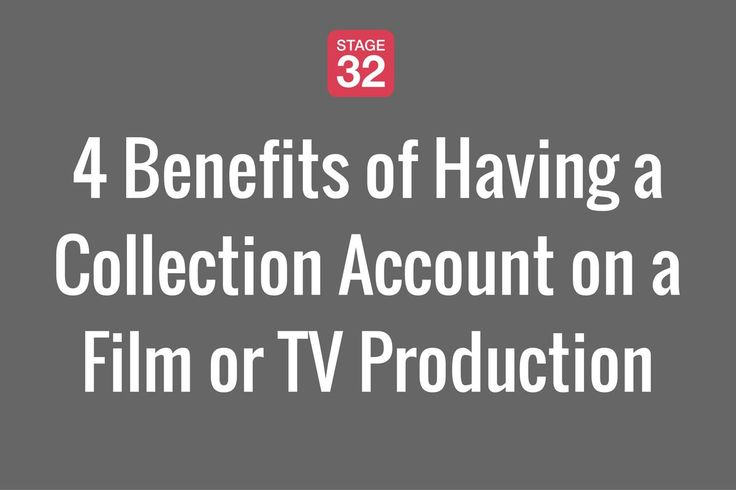 David Zannoni writes:   Nowadays many independent film productions work with collection accounts. Institutional financiers, production partners and international sales agents often require a collection account before committing to a independent film or a TV project.  What is a Collection Account…