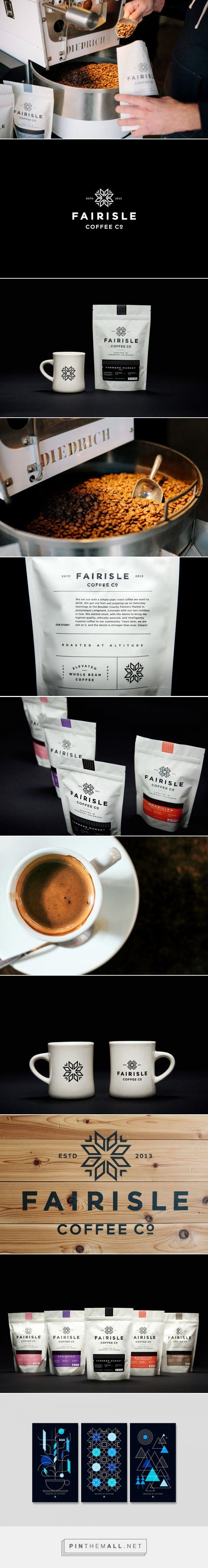 Fairisle Coffee — Steve Wolf Designs - created via https://pinthemall.net