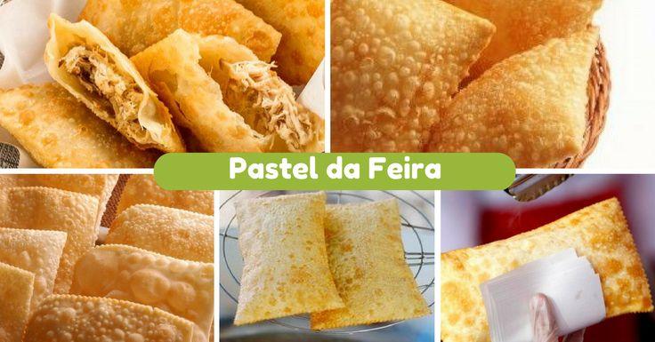 Receita Fácil de Pastel da Feira - http://topreceitasfaceis.com/receita-facil-pastel-da-feira/
