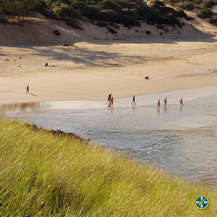 A few of the local kids enjoying their piece of paradise in #mdumbi http://bit.ly/MdumbiBeach