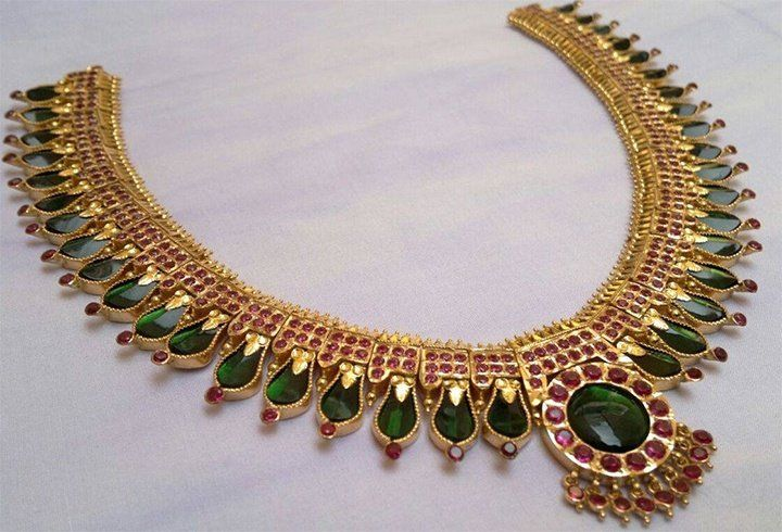 Kerala Jewellery Designs