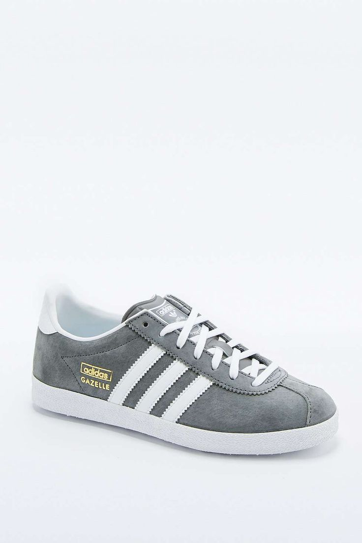 adidas Originals - Baskets Gazelle grises