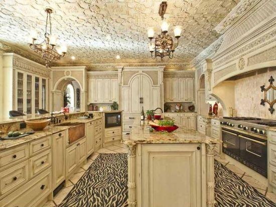 35 Exquisite Luxury Kitchens Designs