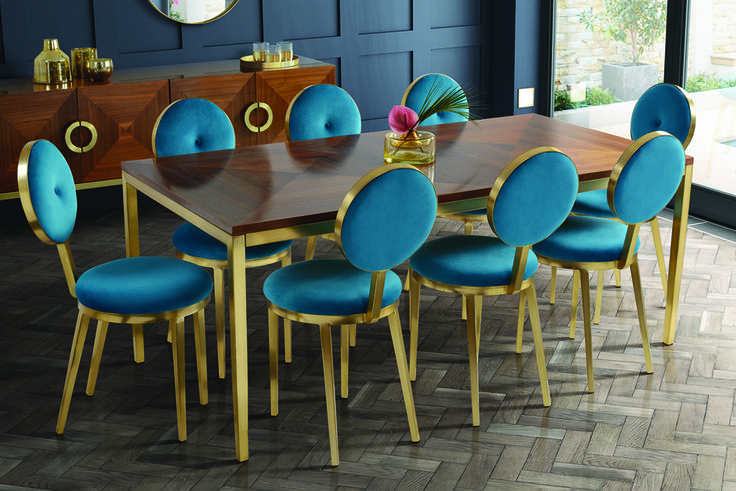 Ravello Dining Table and chairs