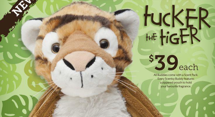 Tucker the tiger