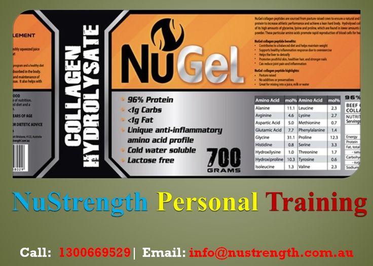 Gelatin Australia - Fitness and Nutrition Coaching by nustrength.deviantart.com on @DeviantArt