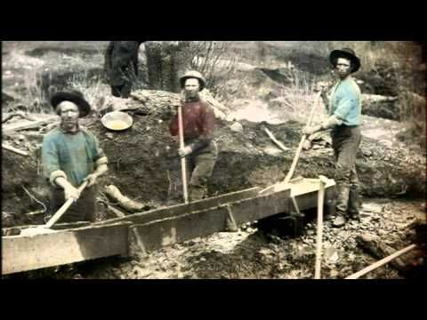 This is unequivocally the best video documentary on the California gold rush!
