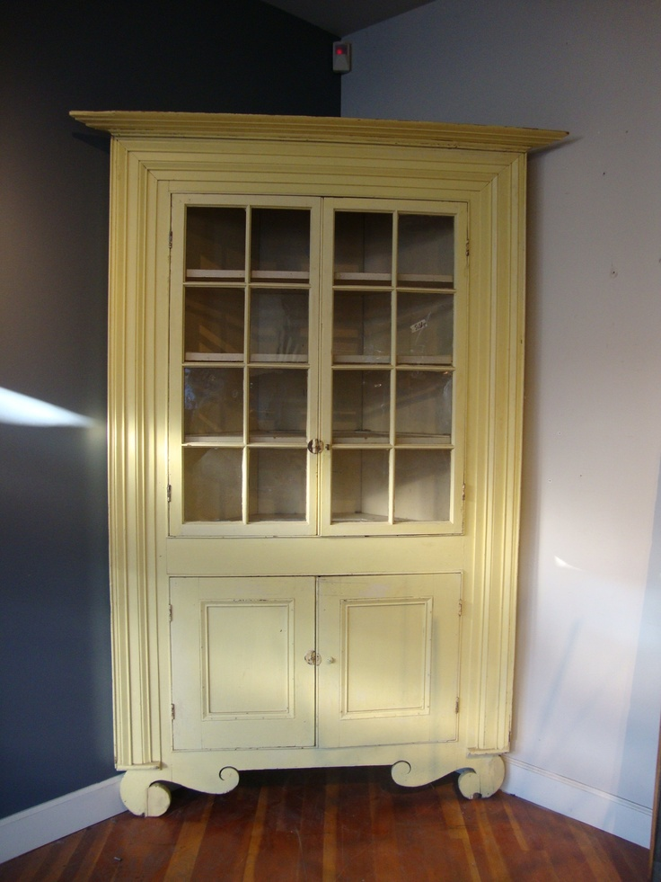 77 Best Farmhouse Corner Hutch Images On Pinterest