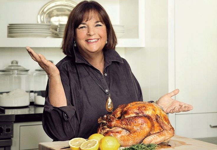 Yes, our barefoot contessa is back!
