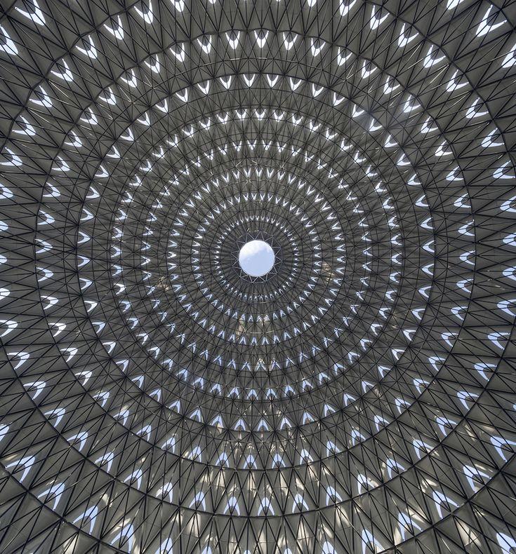 Gallery of Da Chang Muslim Cultural Center / Architectural Design & Research Institute of Scut - 3