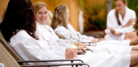 71 best 7x7 images on pinterest wine country napa for Best spas for girlfriend getaway