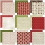 Teresa Collins - Christmas Cottage - 9-pack