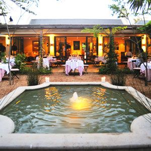 La Colombe - Constantia, Cape Town | Restaurants | Food24