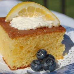 Lemon Poke Cake II - Allrecipes.com