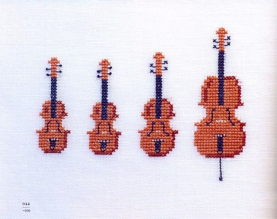 Master Collection Kazuko Aoki 13 Cross Stitch A by MeMeCraftwork