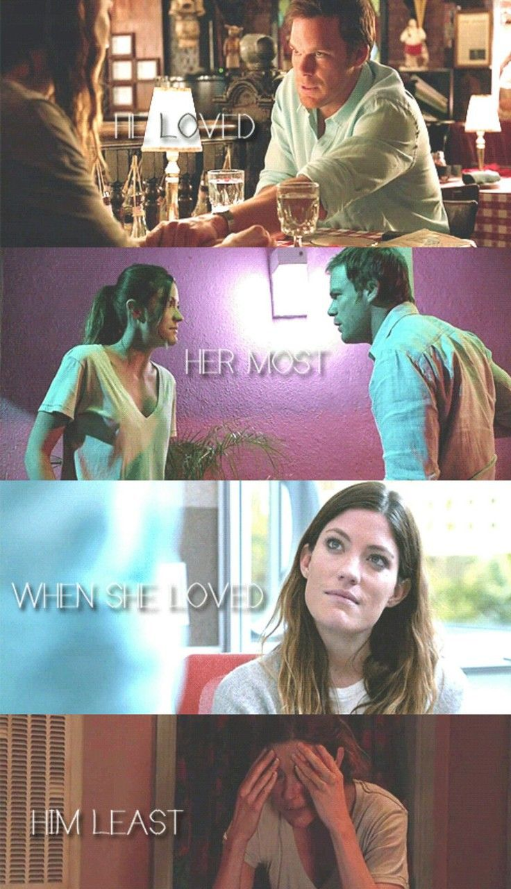 Dexter on We Heart It