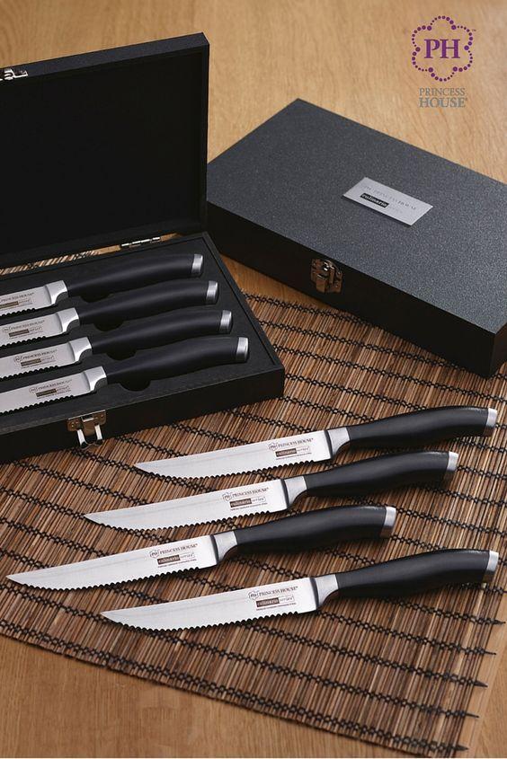 Culinario Series™ Steak Knives   Cuchillos para carne Culinario Series™