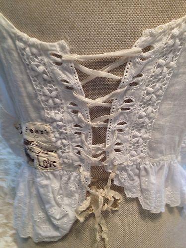 magnolia pearl ebay | Authentic Magnolia Pearl Vest Top | eBay