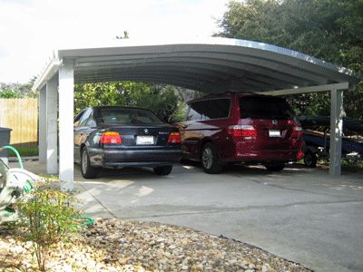 Steelmaster blog selecting the right steel carport for 4 car carport plans