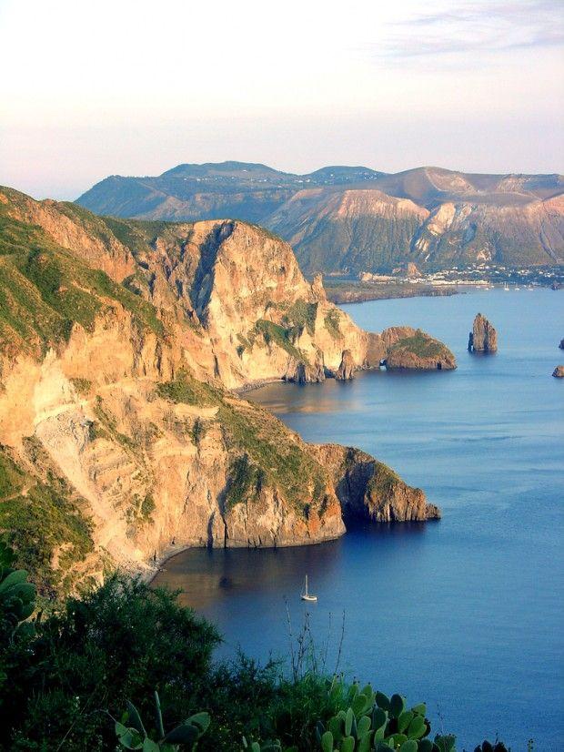 Lipari Island Through 8 Awesome Photos  #lipari