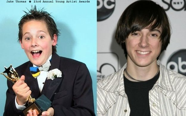 """Jake Thomas - Lizzie's younger brother Matt from """"Lizzie McGuire"""" was born in Knoxville, TN"""