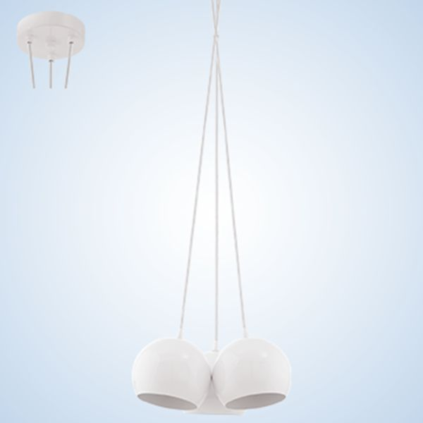 Pendul LED iluminat decorativ interior Eglo, gama Petto, model 94248 http://www.etbm.ro
