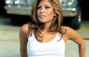 2 Fast 2 Furious (2003), Eva Mendes stars as an US Customs Agent, Monica Fuentes who is watching Brian O'Conner while he does undercover work for the government. She works undercover as an assistance to drug lord and dealer Carter Verone. In the meantime, Brian is caught by US Custom agents Bilkins and Markham, Brian is given another deal to go undercover to bring down drug lord Carter Verone in exchange to erase his criminal record.