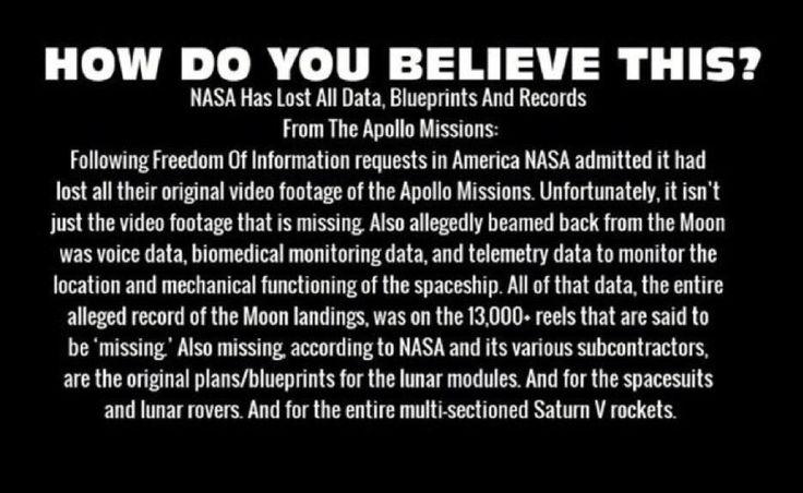 SPACE MOON LANDING