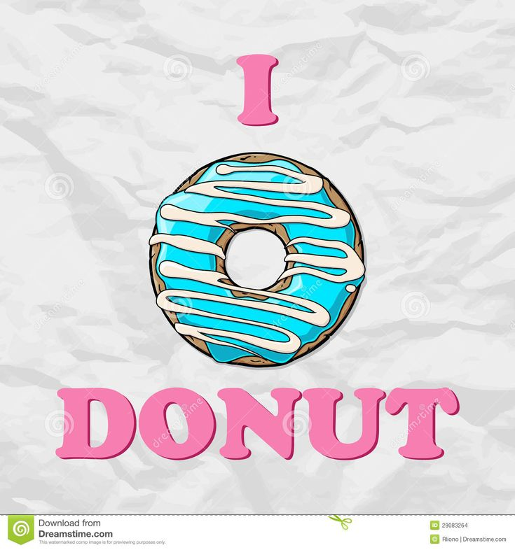 Cartoon Doughnut Factory: 21 Best Donut Cartoons Images On Pinterest