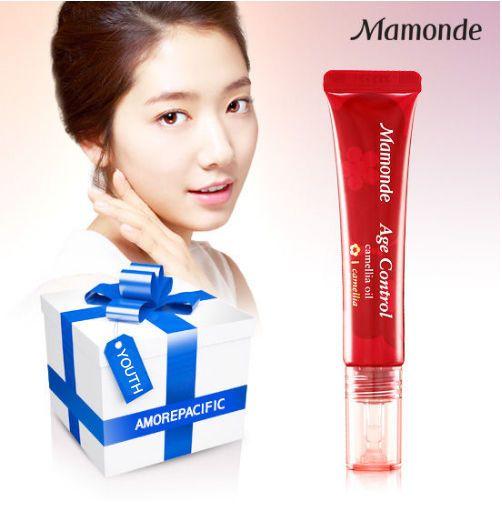 Mamonde Age Control Camellia Anti-Aging Oil 15ml Korean Cosmetics #Mamonde