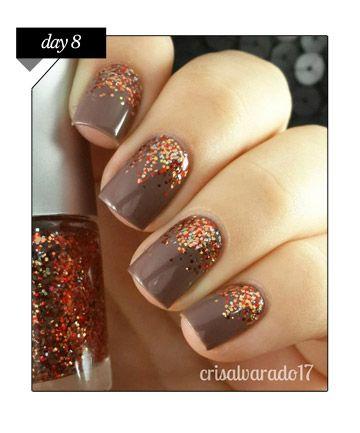 Grown-up Gradient Glitter