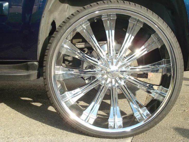 Cheap 22 Inch Rims and Tires for Sale Find the Classic Rims of Your Dreams - www.allcarwheels.com
