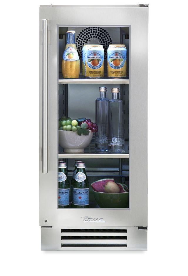 True Residential Undercounter Refrigerator 15 Series