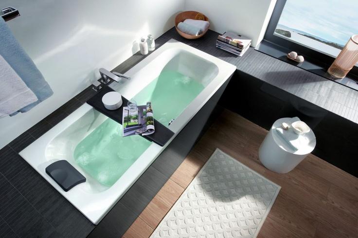 Vasca idromassaggio Matrix Slim di Treesse #vasca #idromassaggio #bathroom