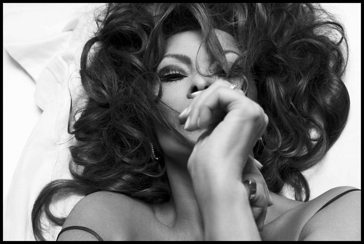 Inez Lamsweerde y Vinoodh Matadin, Portrait of Sophia Loren, Pirelli Calendar, 2007