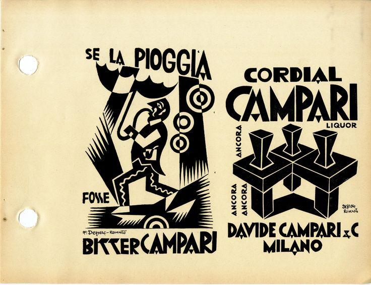 Fortunato Depero Campari
