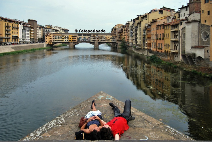 Lovers in Florence - Amanti a Firenze