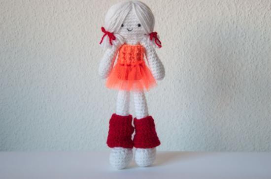 Amigurumi Bailarina