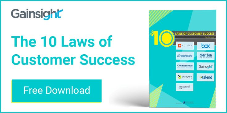 The 10 Laws Of Customer Success Customer Success Software