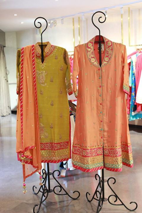 1000 Ideas About Pakistani Designer Clothes On Pinterest